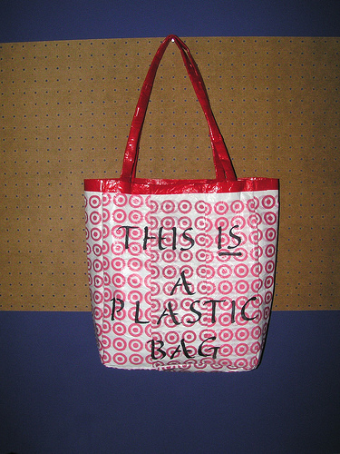 This IS a Plastic Bag 2011