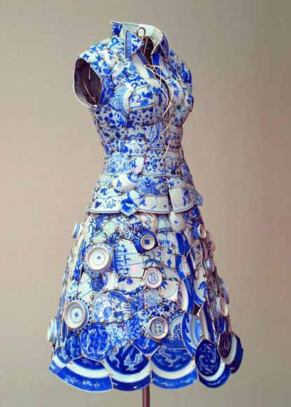 Li Xiaofeng Porcelain Dress