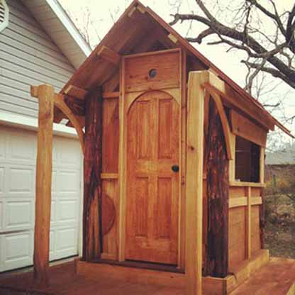 Tolkein Themed Playhouse